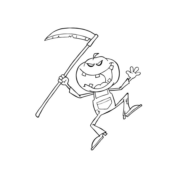 more halloween doodles